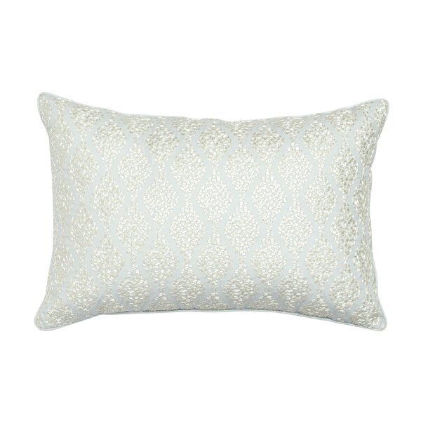 Anthea 100% Cotton Lumbar Pillow by Sanderson